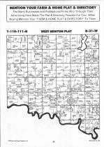 Map Image 002, Nicollet County 1992